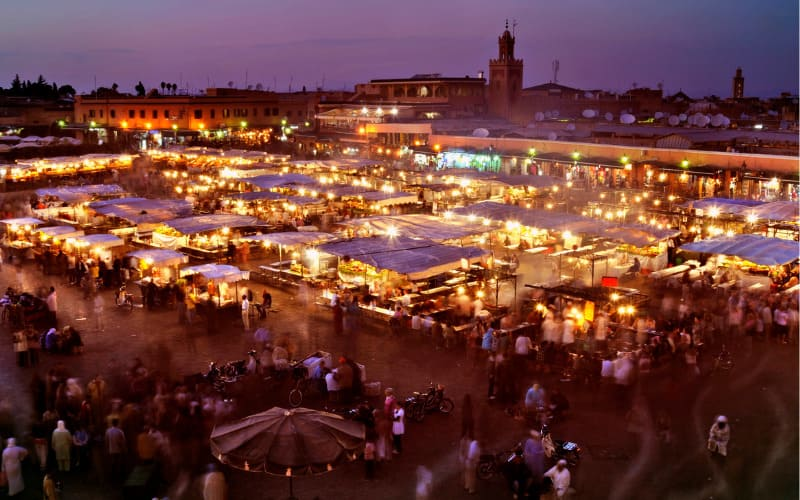 A Travellers Guide To Marrakech