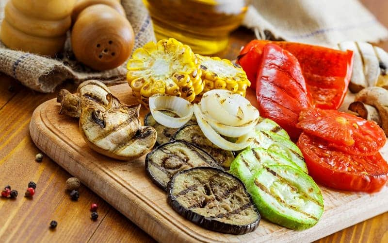 How To Grill Vegetables Without Oil