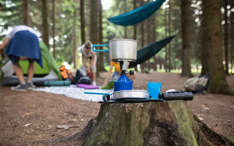 The Complete Checklist For Camping